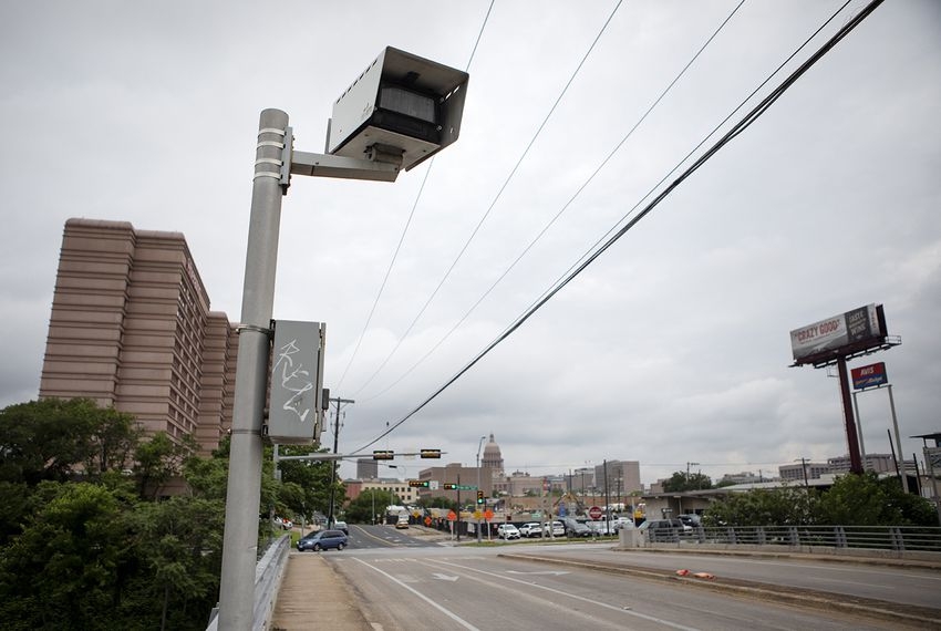 Texas red-light cameras could be removed after House vote