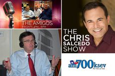 Lt. Gov. Dan Patrick's voice has largely left the airwaves of KSEV-700 AM. But he still ownsthe radio station that launched his political profile, and it's helping him maintain power.
