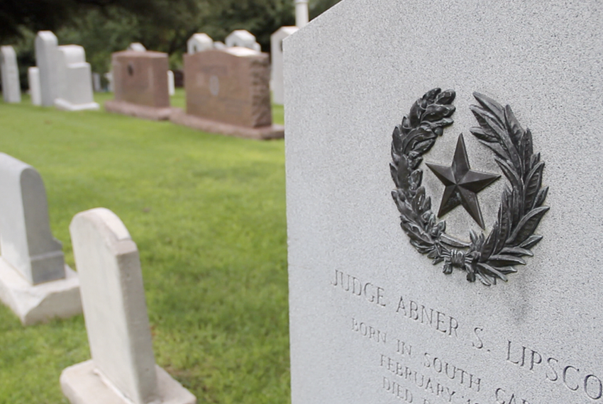 The Texas State Cemetery is home to more than 900 Texans who have shaped the civic and political life of the state, includ...