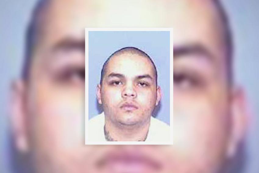 Texas Death Row inmate Miguel Angel Paredes.
