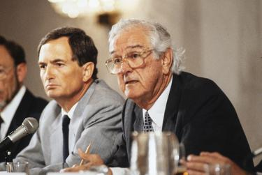 Former Texas Gov. John Connally had perhaps one of the most famous bankruptcies of the era.