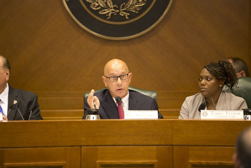 State Sen. John Whitmire, D-Houston, chairman of the Senate Criminal Justice Committee.