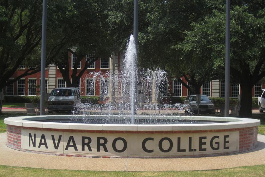 Navarro College, Corsicana, TX.