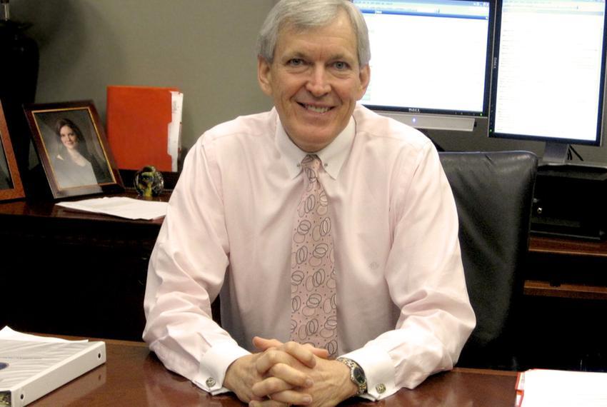Dallas Mayor Tom Leppert