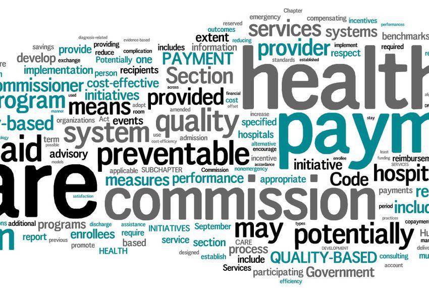 Texas Health Care Reform language.