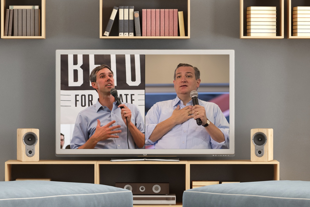 Ted Cruz says Beto O'Rourke voted against Harvey tax breaks. O'Rourke says there's more to the story.