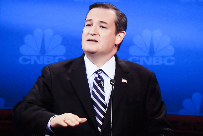 Cruz Tears into Moderators, Lights Up in Third Debate | The