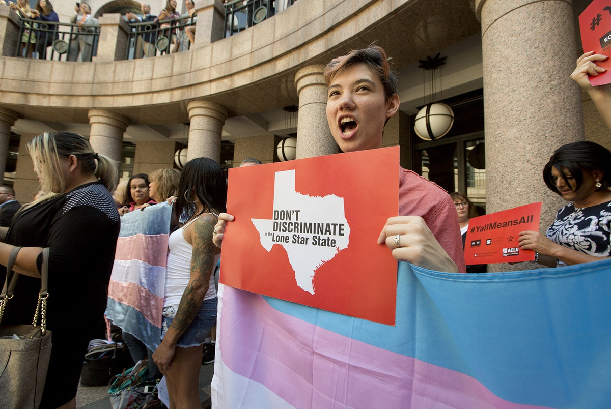 Texas Bathroom Bill Appears To Be All But Dead In Special Session