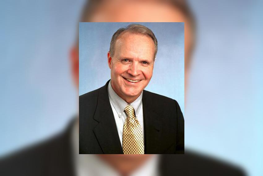 Former UT-Austin President Larry Faulkner.