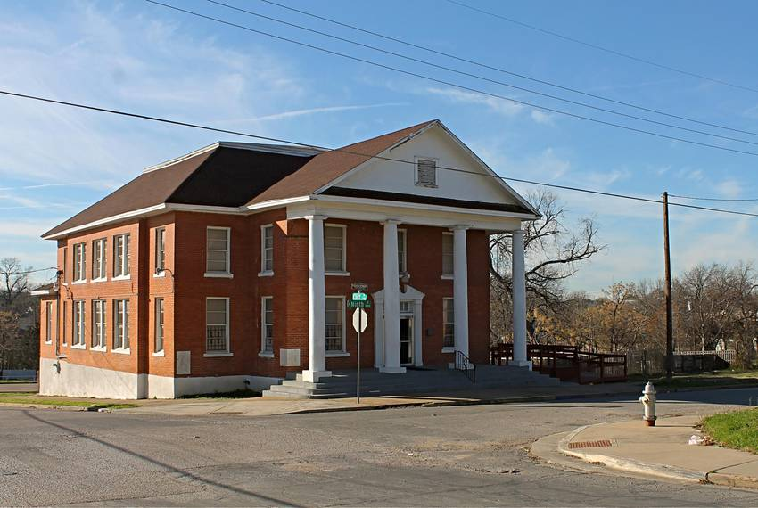 The Greater El Bethel Baptist Church stands alone on the corner of 9th and Cliff Streets. At its peak, the Tenth Street Hi...
