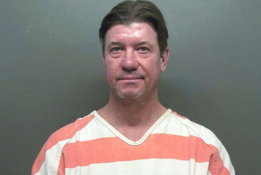 Mugshot of San Jacinto County Judge John Lovett Jr.