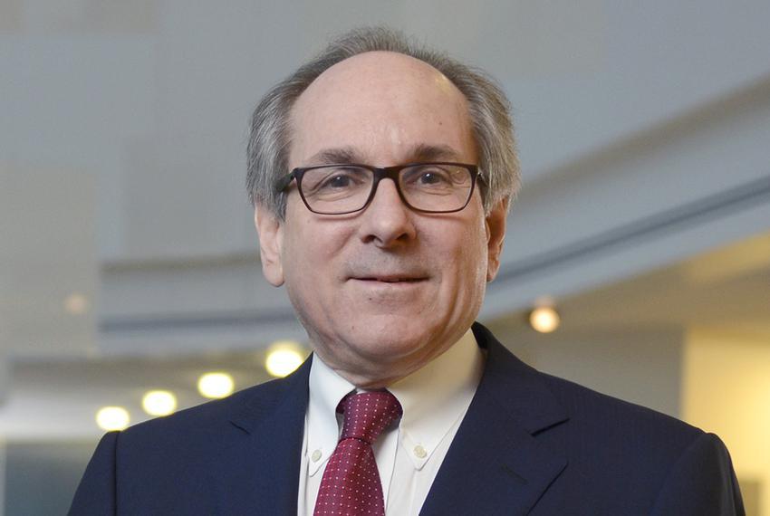 Dr. Daniel K. Podolsky, President of UT Southwestern.