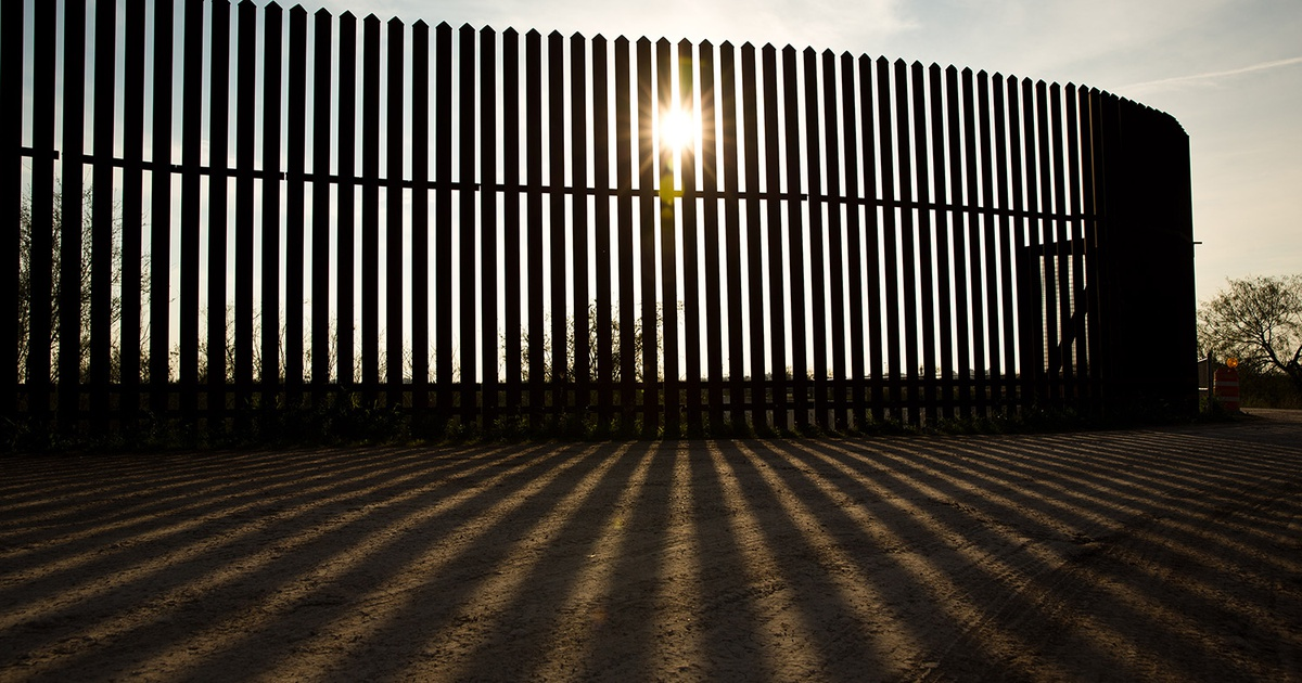 Efforts to stop Trump's border wall construction could extend long past Inauguration Day