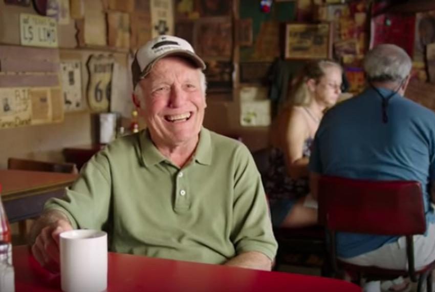 """""""Bernie"""" actor Sonny Carl Davis stars in a new online ad from Fire Ted Cruz PAC, a super PAC  working to defeat Texas' junio…"""