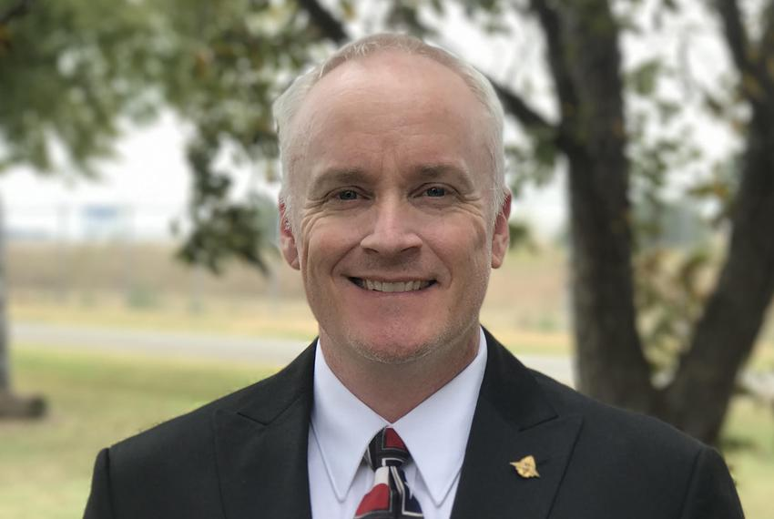 CJ Grisham is a Republican candidate for Texas House District 55.