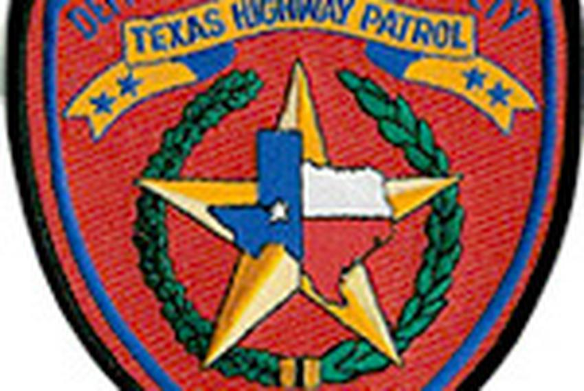 DPS Highway Patrol Patch