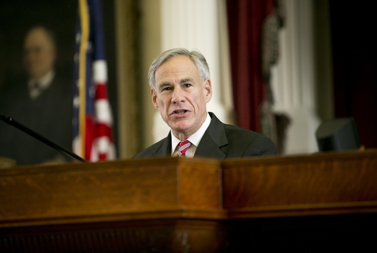 Did Greg Abbott ax appointees for sanctioning judge who refused gay marriage