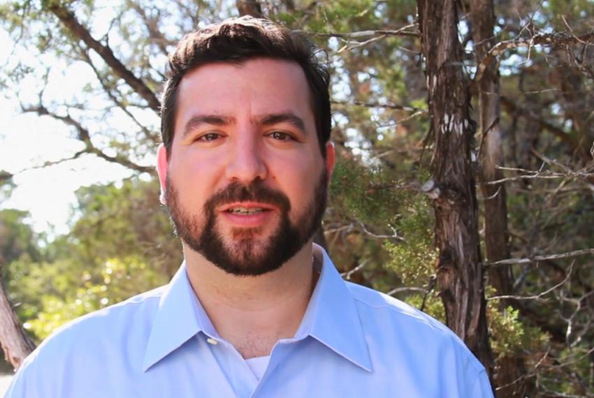 John Bustamante, San Antonio Democrat