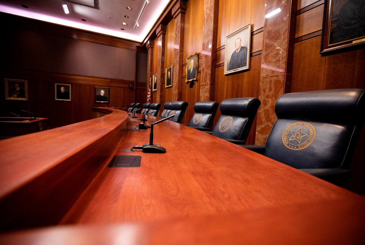 Analysis: The Texas Supreme Court and the ruling class