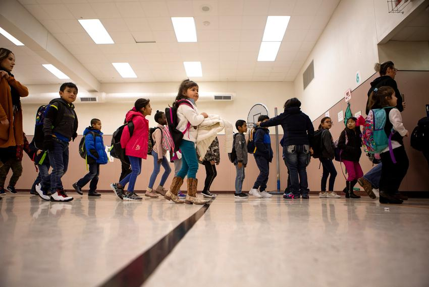 When Texas schools reopen, officials planning few required safety ...