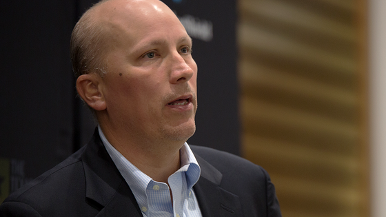 A conversation with U.S. Rep. Chip Roy