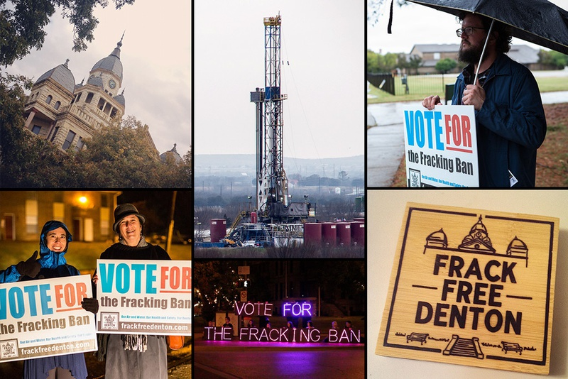 A grassroots effort to ban fracking in Denton succeeded last fall, but has now been trumped by state lawmakers.