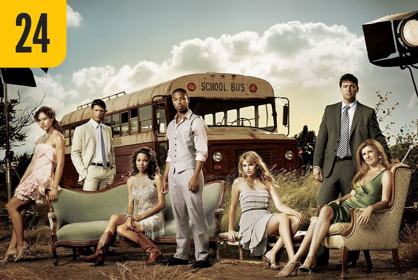 Filmed in Texas, the television show Friday Night Lights received $6.7 million in state incentive funds.