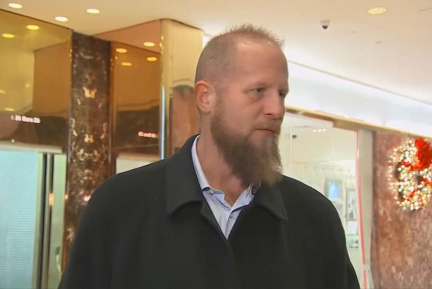 Brad Parscale, President Donald Trump's 2016 campaign digital strategist.