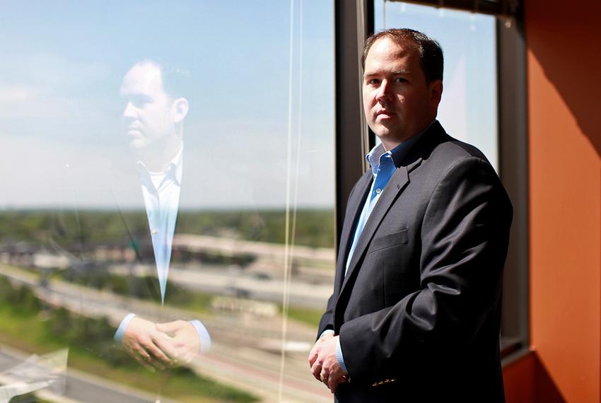 Matt Beebe, a Republican candidate running for the District 121 seat in the Texas House of Representatives against the Spe...