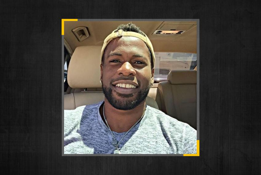 Jonathan Price was killed by a policeman in Wolfe City on Oct. 3, 2020.