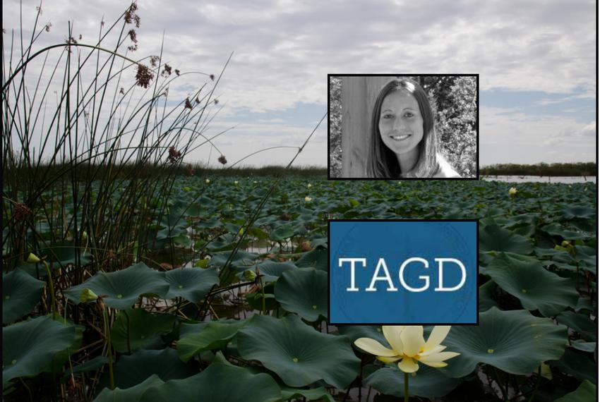 Stacey Steinbach, Executive Director of The Texas Alliance of Groundwater Districts (TAGD).