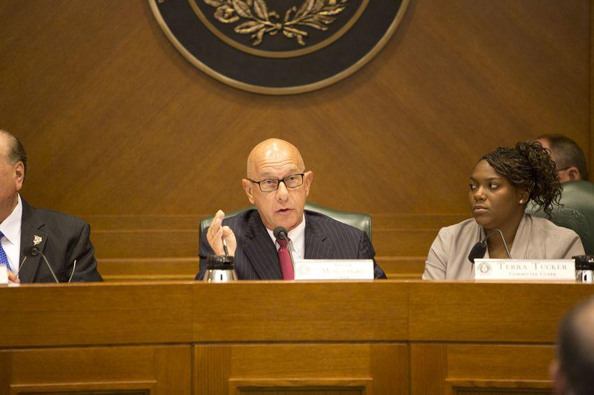 State Sen. John Whitmire, D-Houston, chairman of the Senate Criminal Justice Committee.