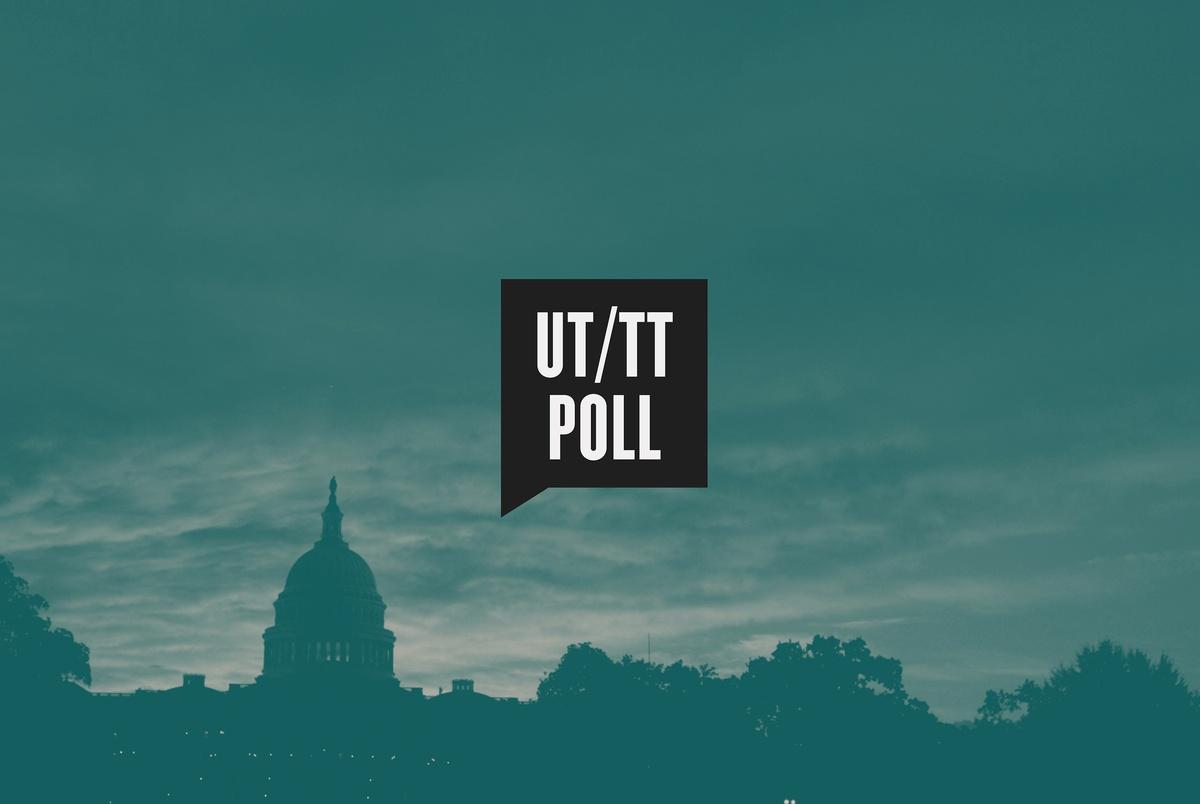 MJ Hegar leads the Democratic U.S. Senate candidates, UT/TT Poll finds