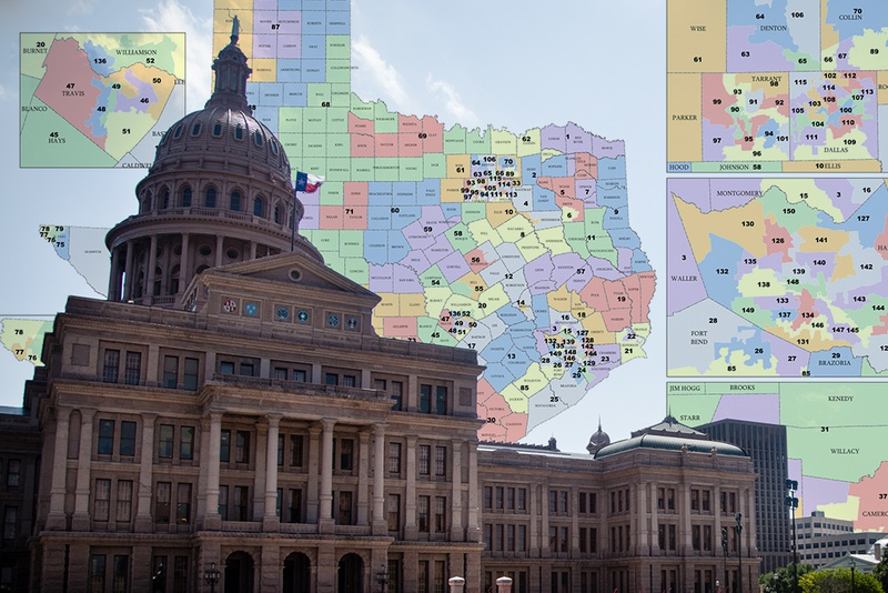 Federal Panel Rules Texas Congressional Districts Illegal The Texas Tribune