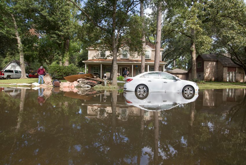In 2017, Hurricane Harvey wreaked havoc on the Texas Coast, dumping more than 50 inches of rain in parts of the Houston area, flooding thousands of homes and killing more than 80 people.