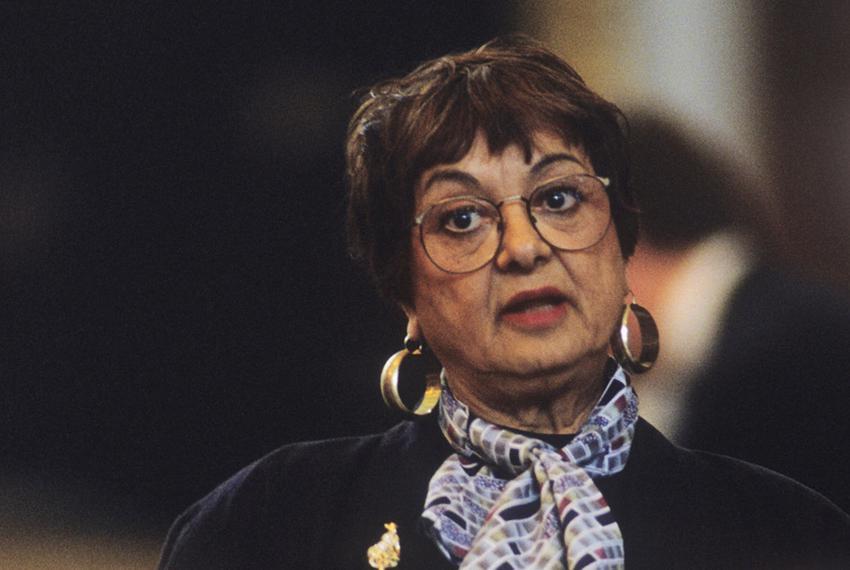 Former state Rep. Irma Rangel, D-Kingsville
