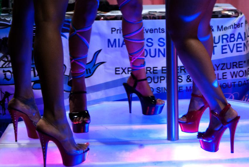 EXXXotica Expo 2010 in Miami, Florida.