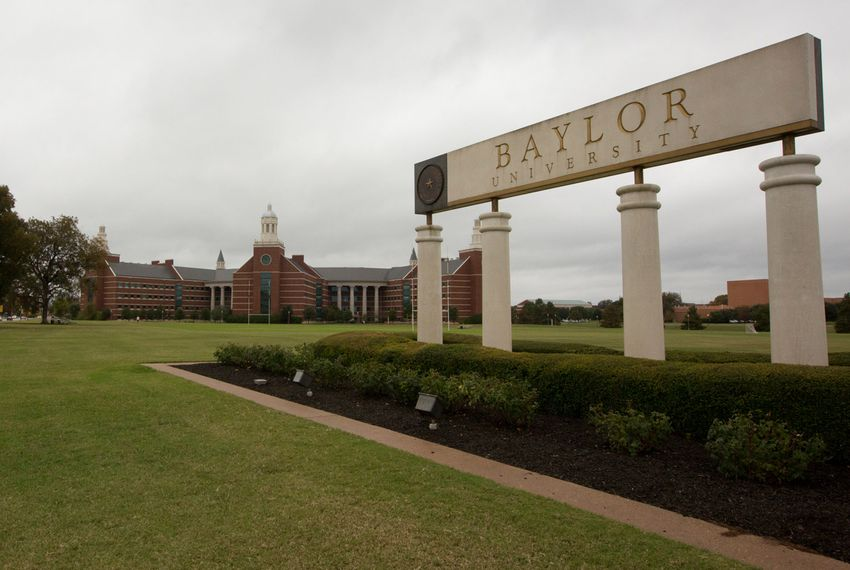 Baylor University in Waco, TX