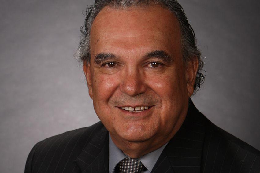 July 18, 2008 - Rene Nunez, former Texas State Board of Education board member.