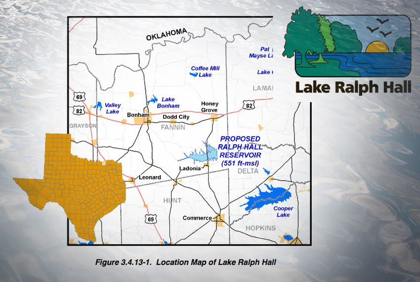TCEQ Approves Permit for Big North Texas Reservoir