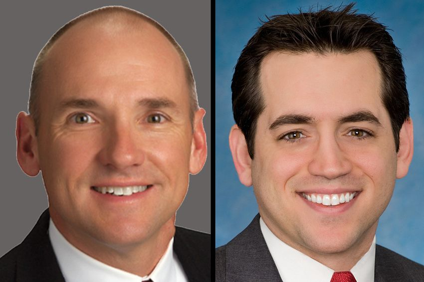 Two old rivals, Coppell school board member Bennett Ratliff and state Rep. Matt Rinaldi, are facing off in a primary brawl for Texas House District 115.