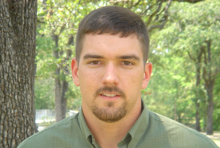 Lucas Gregory is a project specialist and the quality assurance officer for the Texas Water Resources Institute.