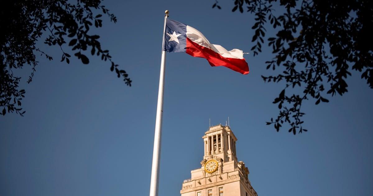 UT Austin Texas Flag EG TT 02.