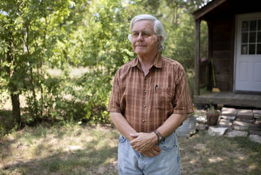 Local environmental activist Travis Brown founded a community group in Milam County to fight the perpetual expansion and p...