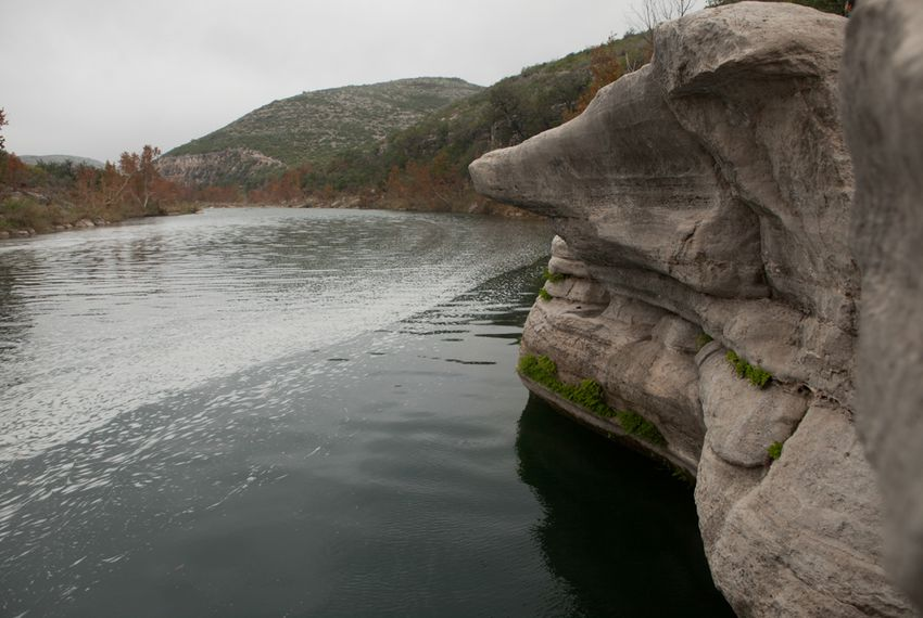 The Texas Parks and Wildlife Department acquired land to create the Devils River State Natural Area in Del Rio with financial assistance from the federal Land and Water Conservation Fund.