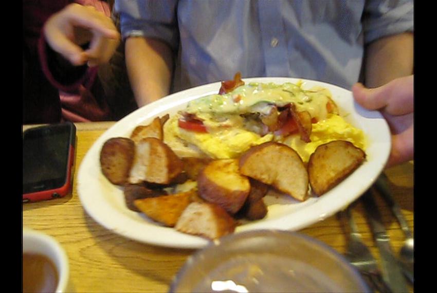 Eggs Francisco