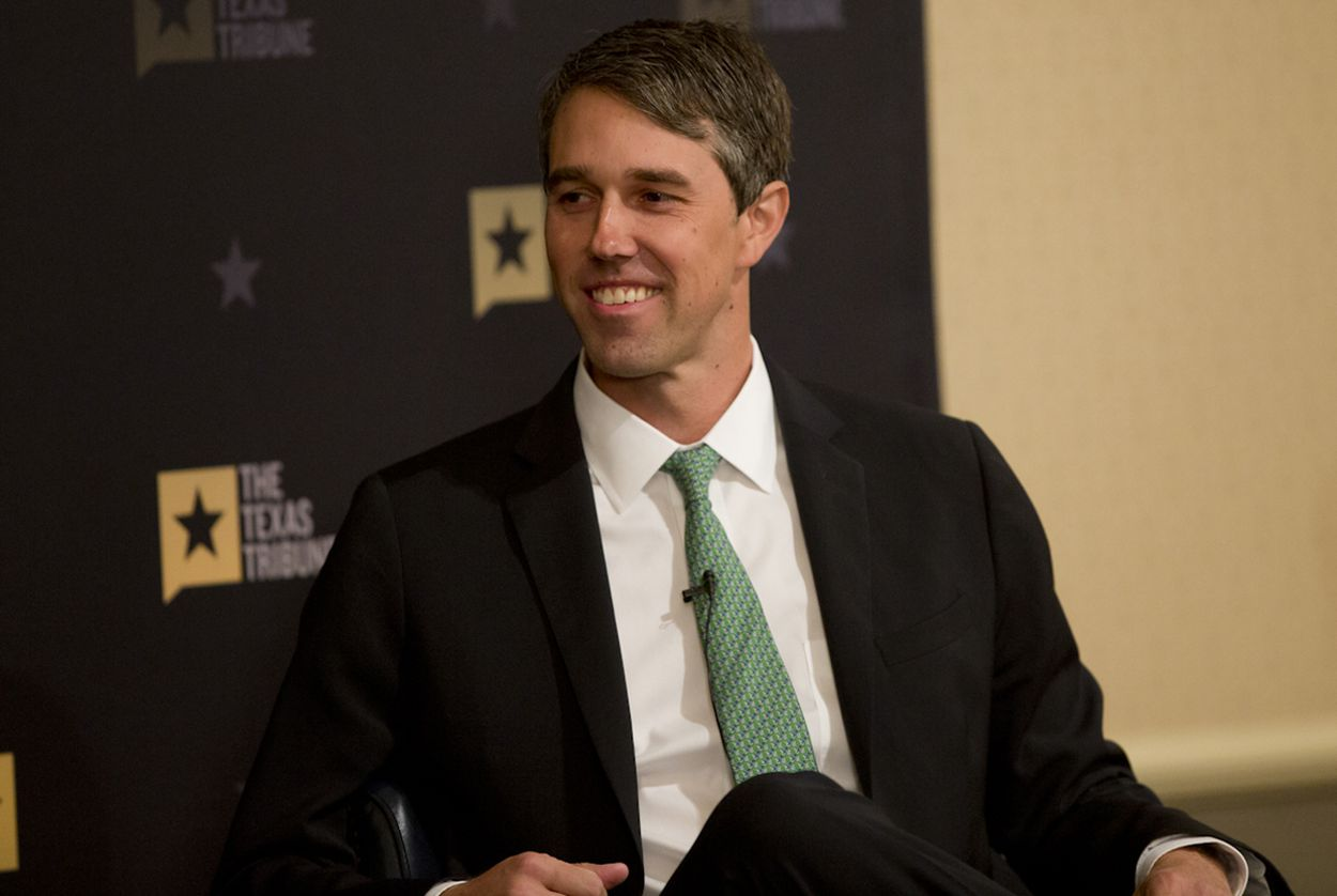 WASHINGTON Texas US Rep Beto ORourke raised more than 104 million in the past three months more than doubling the 459 million reported by