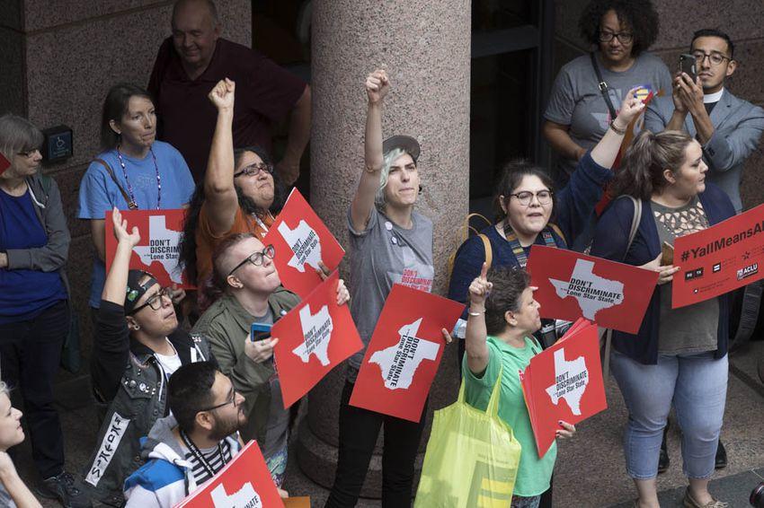 "Bathroom Bill Texas committee sends texas ""bathroom bill"" to full senate | the texas"