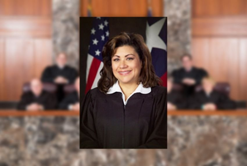 Texas Court of Criminal Appeals Judge Elsa Alcala.