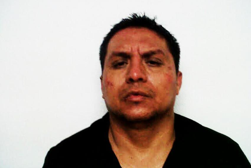 """Leader of the Zetas drug cartel Miguel Treviño Morales, also known as """"40."""""""